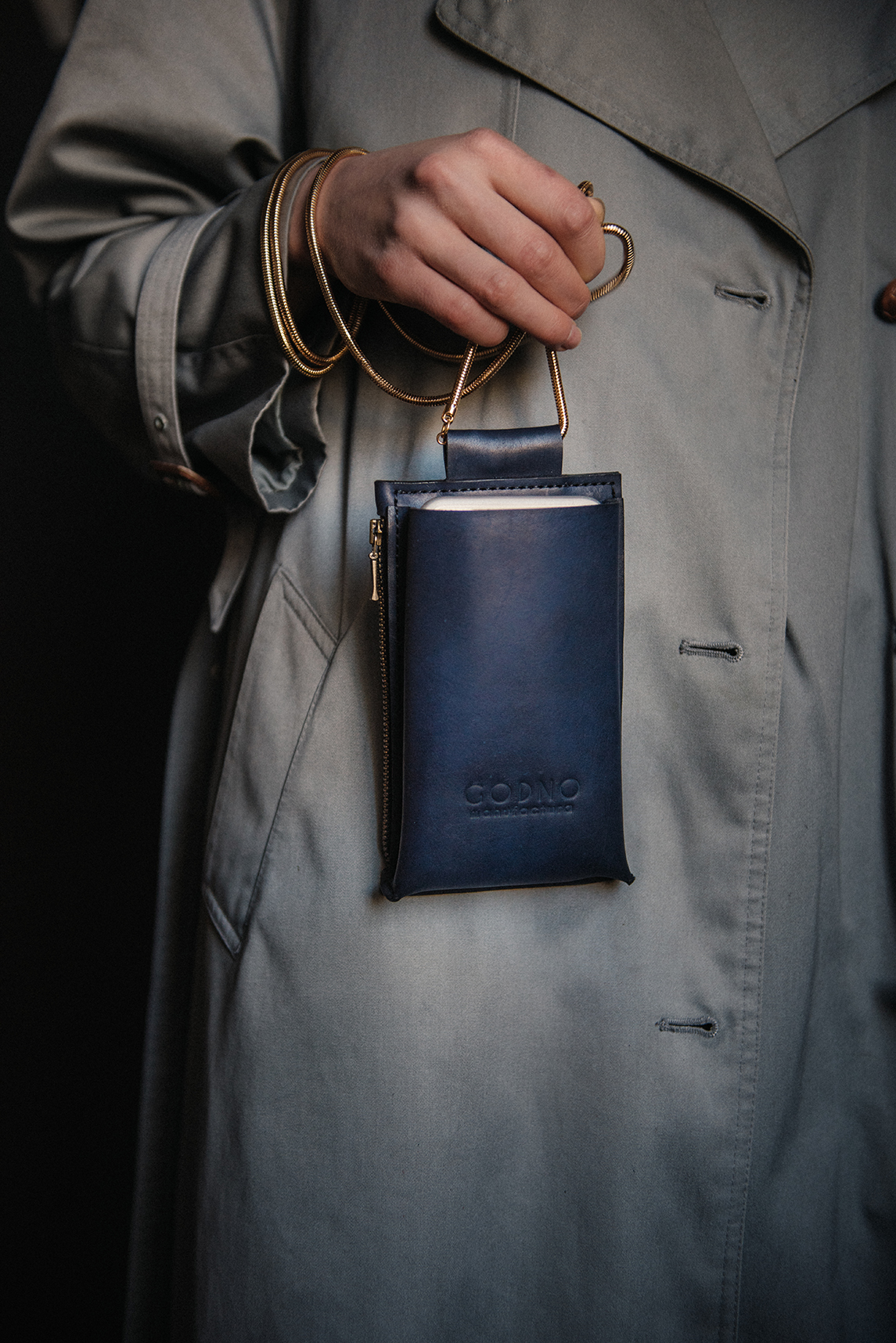 Сумка Bag For Phone Blue